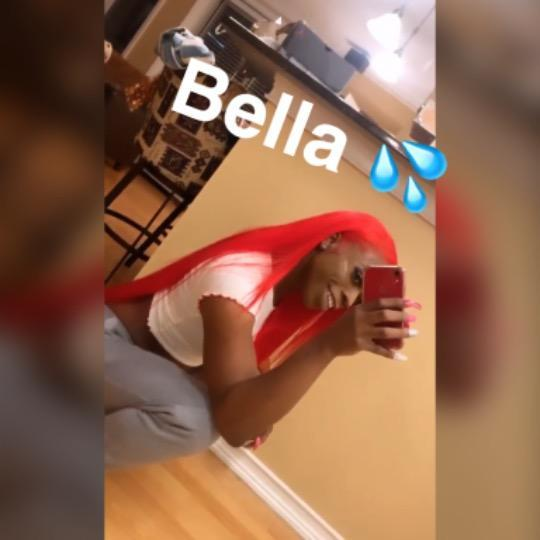TS  BELLA  ready now   ❤ ins & outs
