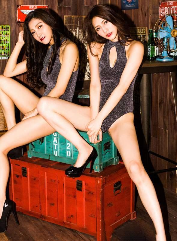 Model hot big tits