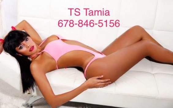 678-846-5156 Sexy Dominican TS Tamia