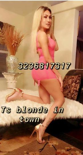 blonde ts here south centro