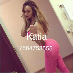 786-475-3555 Hola my name is Katia Young and Beutiful Transsexual